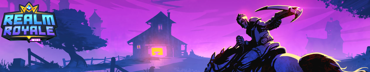 Realm Royale Wiki banner